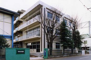 朝霞第七小学校校舎増築工事メイン写真